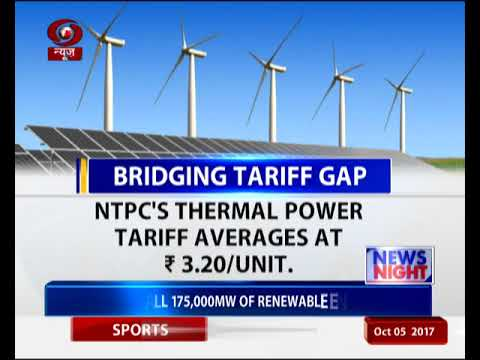Wind energy tariffs dipped to a new low at rs 2.64/Unit