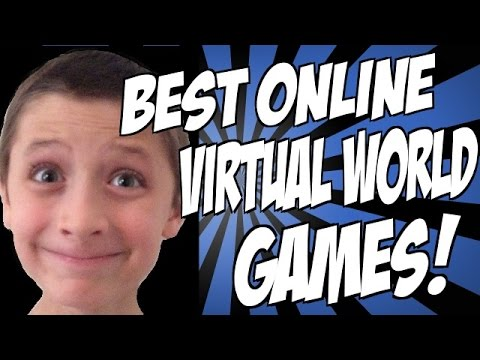 Best Online Virtual World Games for Kids