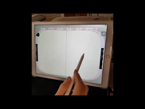 Demo Digital note taking with Goodnotes