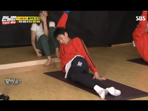 Download Funny running man moments- Them yoga classes (ENGLISH SUB)
