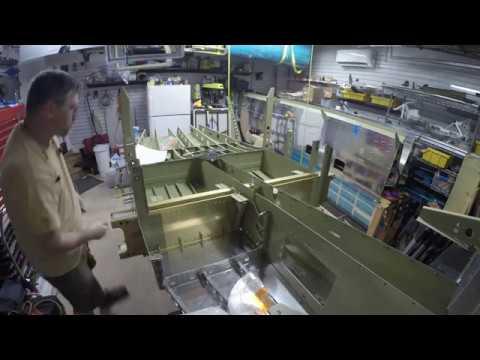 RV-10 Forward Fuselage - Part 2