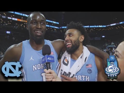 Joel Berry & Theo Pinson On Victory Over Miami: 'We Got Our Senior Night Win Back'