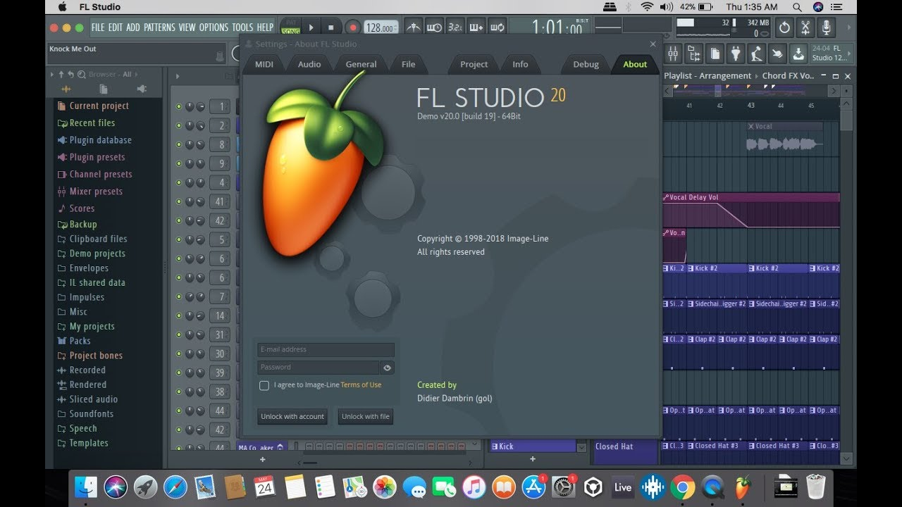 fl studio download mac demo