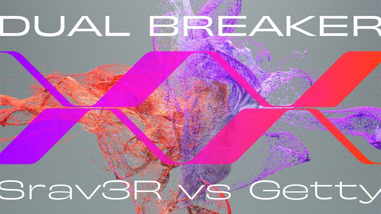 【音楽ゲーム】Srav3R vs Getty - DUAL BREAKER XX