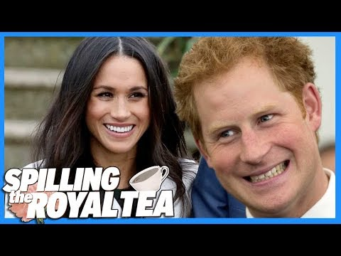 1 Month Away From The Big Royal Wedding Day: Everything You Need To Know | Spilling The Royal Tea