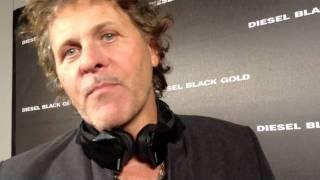 L'emozione di Renzo Rosso per il debutto di Diesel Black Gold a Milano