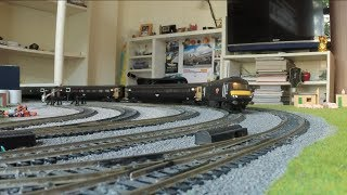Hornby Grand Central Trains Class 43 HST REVISITED (HD)