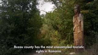 EDEN Romania BUZAU (Meledic, Manzalesti, Bisoca, Lopatari, Berca ...)