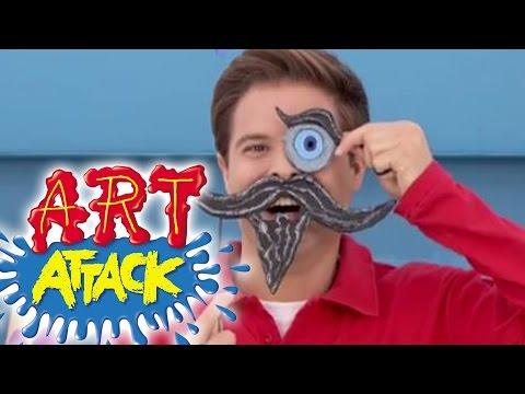 Art Attack Tolle Bastelideen Fur Jungs Im Disney Ch