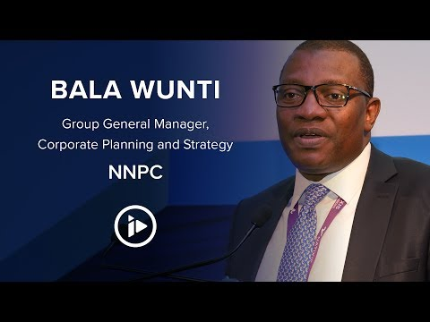 Bala Wunti, NNPC – Interview at the 2019 Africa Assembly