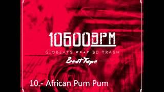 Free Hip Hop beat. 10500 BPM - 10.-African Pum Pum