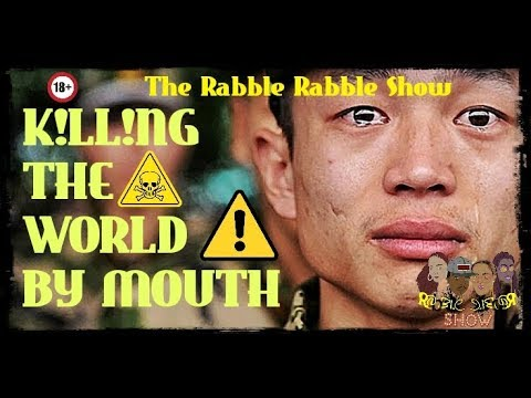 CHINESE IN JAMAICA DOING THIS TO US???    WATCH UR MOUTH    The Rabble Rabble Show