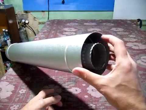 Как удлинить коаксиальную трубу газового котла своими руками