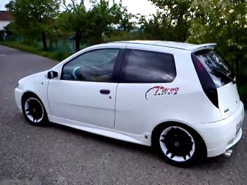 fiat punto hgt abarth kico youtube. Black Bedroom Furniture Sets. Home Design Ideas