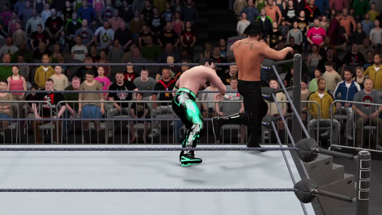 Download Xplosion match: Baron Corbin vs. Techno Tank Jr.
