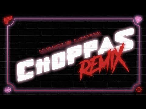 Sada Baby - Whole Lotta Choppas [Remix] ft. Nicki Minaj (Lyric Video) - Видео онлайн