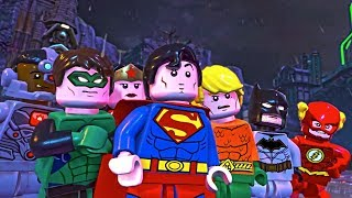 LEGO DC SUPER VILLAINS - San Diego Comic Con Trailer (2018)