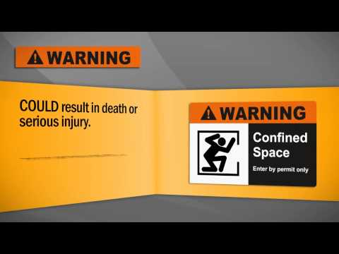 OSHA Safety Sign Standards and Best Practices   Updated for 2015!