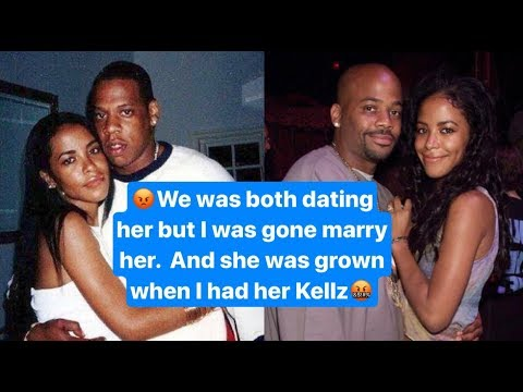 Aaliyah's Ex-Boyfriend Damon Dash Says It's 'Disgusting' R. Kelly ...