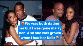 Dame Dash speaks on Aaliyah, Surviving R. Kelly, Roc a fella / Jay Z wanting Biggs off team etc