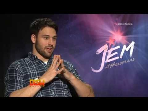 Dishin' With The Cast Of 'Jem And The Holograms'!