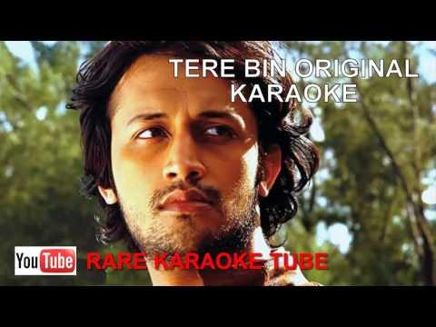 Tere Bin Main Yu Original Karaoke 2014 (No Vocals)