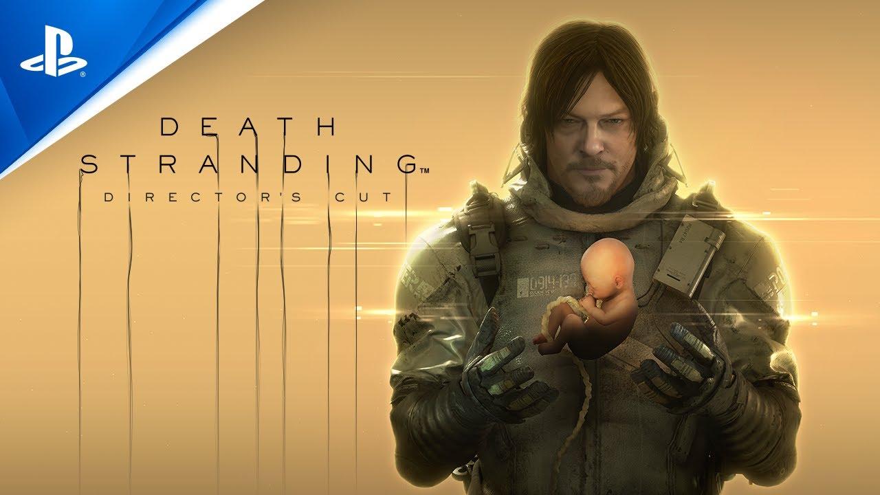 PS5 Death Stranding 디렉터스 컷 주문 예약 트레일러 (2021년 9월 24일 출시)