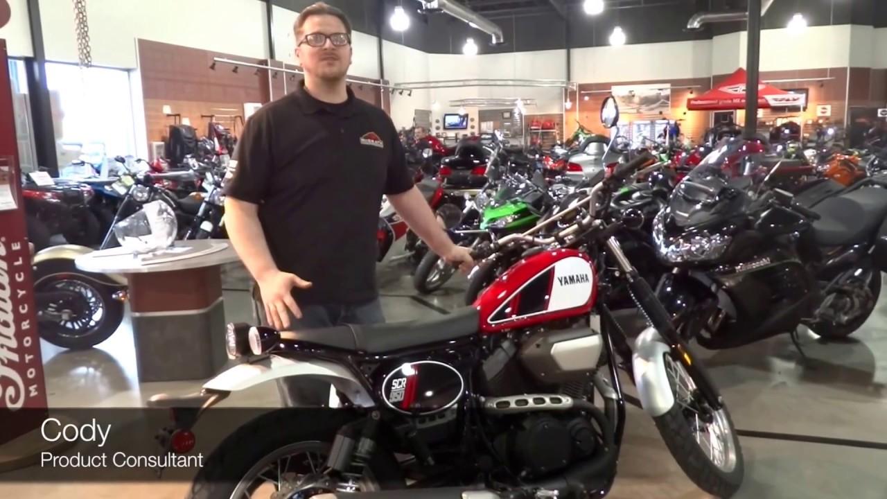 Mcgrath Cedar Rapids >> 2017 Yamaha Scr950 Walk Around Mcgrath Powersports Cedar Rapids Ia