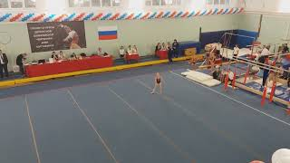 29.10.2017 New stars.Floor. 3d senior (sport) level
