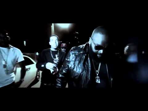 Rick Ross - Stay Schemin' (feat. Drake & French Montana) (Official Music Video)