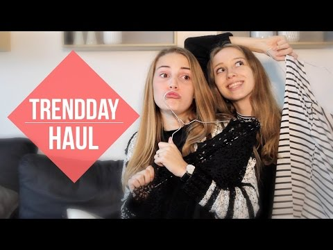 Try On Haul - Trendday