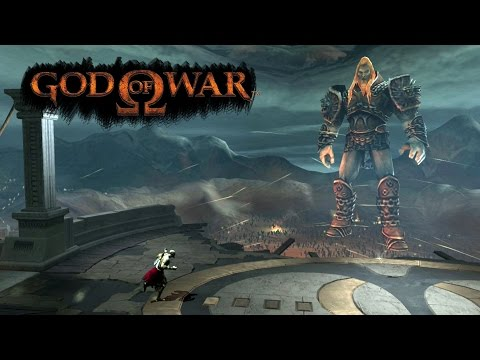 GOD OF WAR #3 - Oráculo e o Deus da Guerra! (PS3 Gameplay em Português)