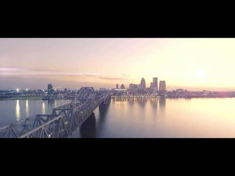 "Louisville Kentucky ""THE VIEW OF LOUISVILLE CITY"" Drone Video"