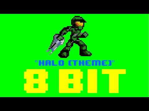 HALO Theme 8 Bit Remix  Version Tribute to HALO  8 Bit Universe