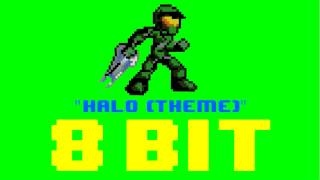 HALO (Theme) (8 Bit Remix Cover Version) [Tribute to HALO] - 8 Bit Universe