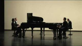 The Gershwin Piano Quartet plays Gershwin
