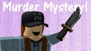Roblox Omicidi Mistero 2! Il suo Lib!