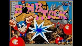 Bomb Jack - Atari ST