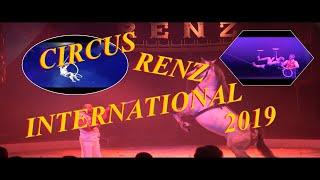 CIRCUS RENZ INTERNATIONAL BERGEN OP ZOOM 2019  ( PROM0 VIDEO )