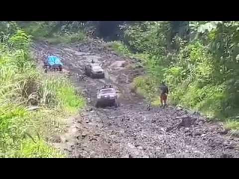 Merdey pu cerita, jalur Bintuni-Merdey