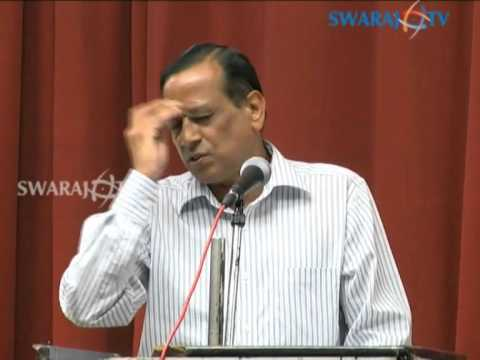 A. K. Mohanty, Retired DGP At APUWJ Meeting - Terrorist Attacks