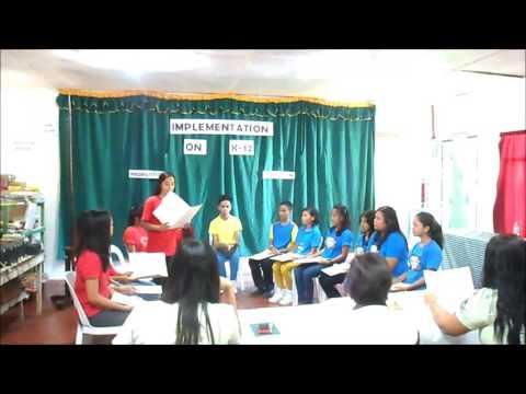 Class Debate K 12