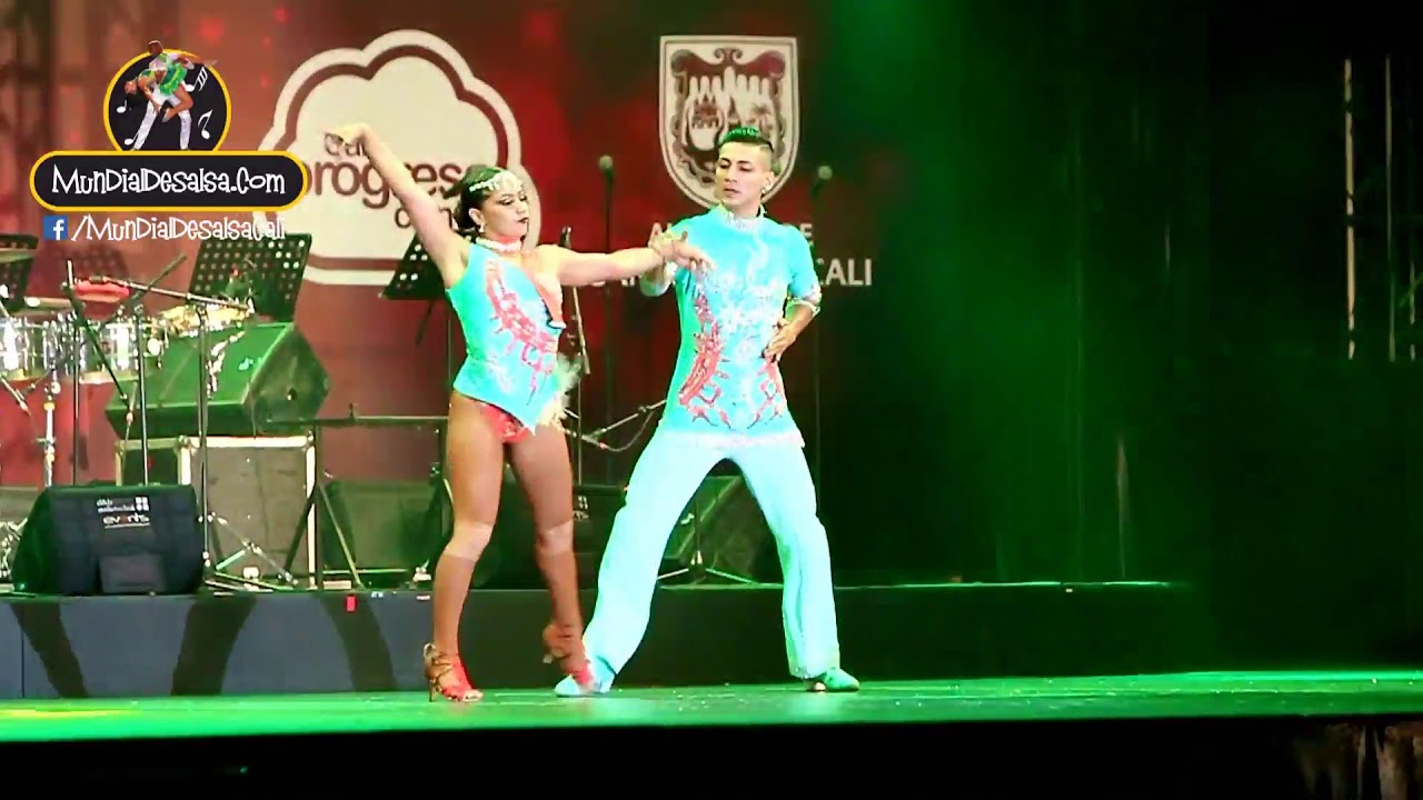 Valentina Giron y Camilo Sanchez