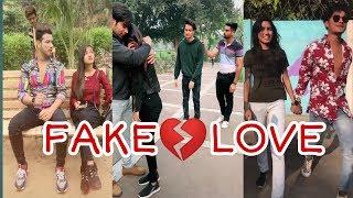 Fake Love Tiktok video | Dokha TIKTOK | hearttuching Tiktok | sad Tiktok | fake Love