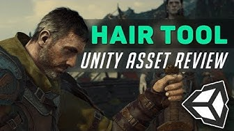Asset Review: Hair Tool | Unity 2018