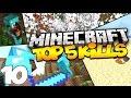 Top 5 Minecraft Kills - 4v1's, Killstreaks, & MORE! (Episode 10)