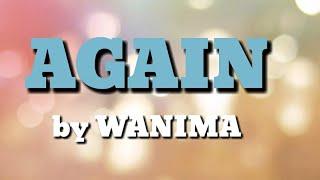 Download AGAIN 「アゲイン」by WANIMA lyrics