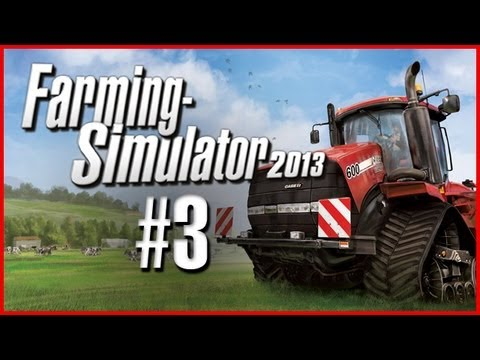 Farm Simulator 2013 Let's Play - Part 3 Making Money (Gameplay/Commentary)