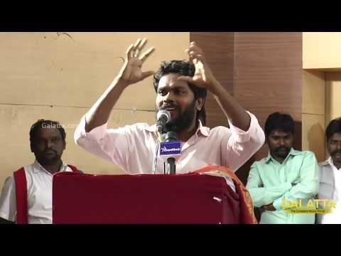 Housing board la irukavan ellam rowdya? Ranjith Slams Censor Board