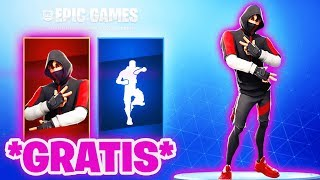 *NEW* SO you get the IKONIK Skin FOR FREE! (this is how it works) | Fortnite Ikonik Skin